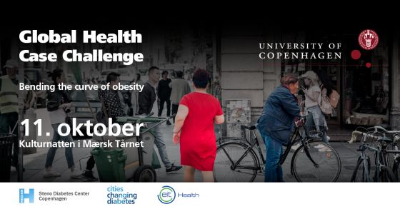 Global Health Case Challenge - Culture Night in the Maersk Tower