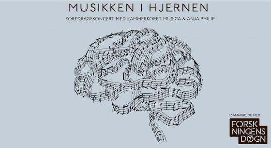 Musik i hjernen - videnskabskoncert